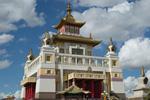 Элиста – центр  буддийской культуры