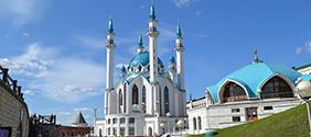 тур выходного дня в Казань